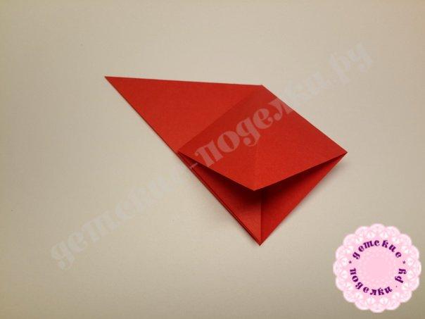 Как сделать креветку оригами своими руками