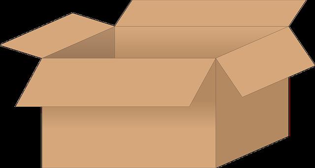 Поделки из коробок