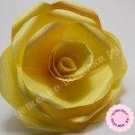 Как сделать розу из бумаги — мастер-класс с пошаговыми фото