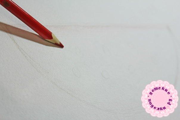 Как нарисовать арбуз легко и просто для начинающих и детей