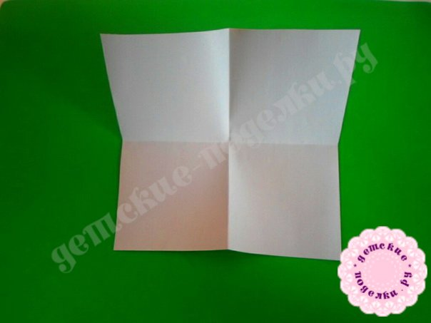 Открытка для папы на 23 февраля своими руками - автомобиль оригами