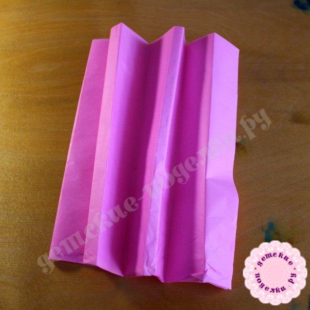 Цветок из бумаги своими руками пошагово